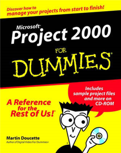 Microsoft Project 2000 For Dummies