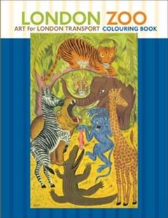 London Zoo Art for London Transport Cb147