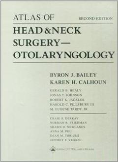Atlas of Head and Neck Surgery -- Otolaryngology