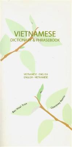 Vietnamese-English / English-Vietnamese Dictionary & Phrasebook