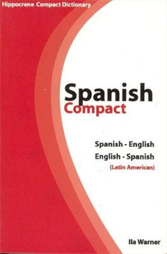 Spanish-English / English-Spanish Compact Dictionary (Latin American)