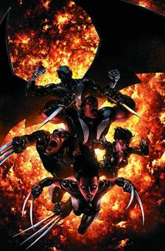 X-force Vol.3: Not Forgotten