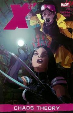 X-23 - Vol. 2: Chaos Theory