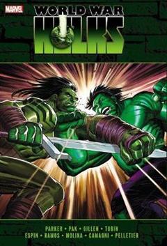 Incredible Hulks: World War Hulks