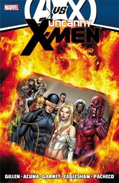 Uncanny X-men By Kieron Gillen - Volume 4 (avx)