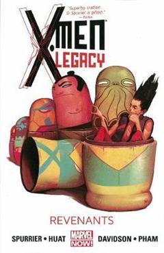 X-men Legacy Volume 3: Revenants (marvel Now)