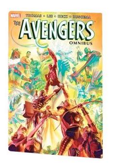 Avengers, The Omnibus Volume 2