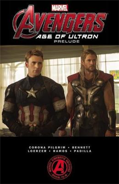 Marvel\'s The Avengers: Age Of Ultron Prelude