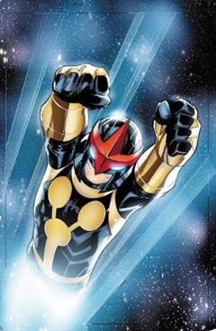 Nova: The Human Rocket Vol. 2: After Burn