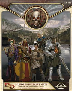 Murder in Baldur\'s Gate