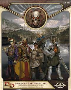 Murder in Baldur\'s Gate