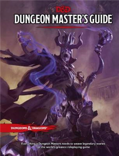 Dungeon Master's Guide Dungeons & Dragons Core Rulebooks
