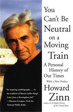 You Can\'t Be Neutral On A Moving Train