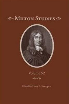 Milton Studies: Volume 52