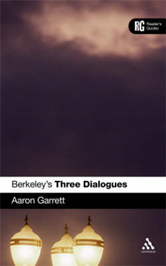 """Berkeley\'s """"Three Dialogues"""": A Reader\'s Guide"""
