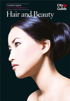 Level 2 VRQ Diploma in Hair and Beauty Candidate Logbook