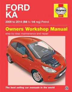 Ford KA Petrol 2008-2014