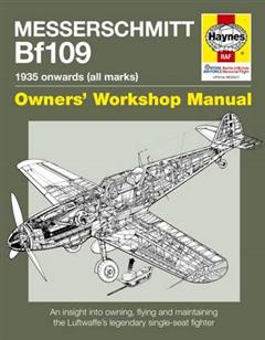 Messerschmitt Bf109 Manual