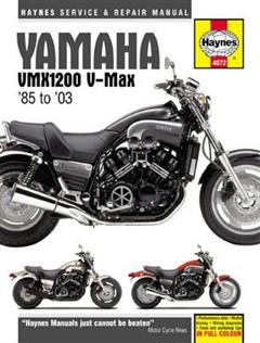 Yamaha V-Max 85-03