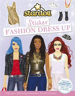 Stardoll: Sticker Fashion Dress Up