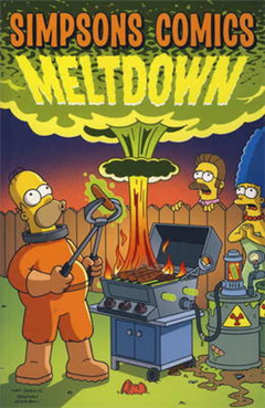 Simpsons Comics