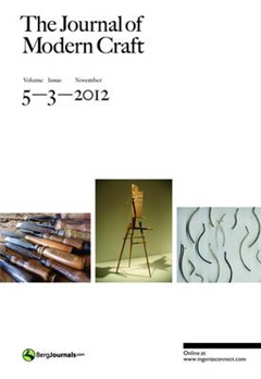 Journal of Modern Craft: Issue 3