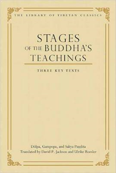 Stages of the Buddha\'s Teachings: Three Key Texts: Volume 10