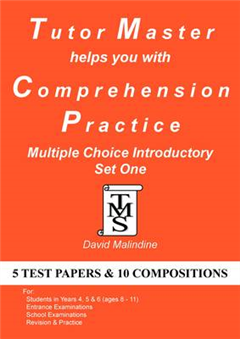 Tutor Master Helps You with Comprehension Practice - Multipl