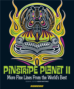 Pinstripe Planet II: More Fine Lines from the World\'s Best