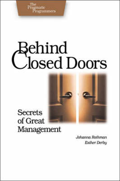 Behind Closed Doors: Secrets of Great Managment