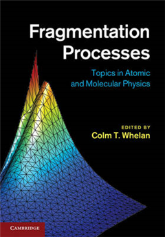 Fragmentation Processes: Topics in Atomic and Molecular Physics