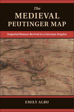 Medieval Peutinger Map