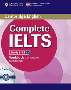 Complete IELTS Bands 5-6.5 Workbook with Answers with Audio