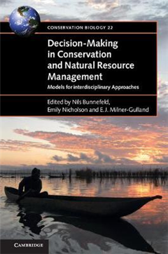 Decision-Making in Conservation and Natural Resource Managem