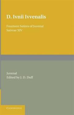 Fourteen Satires of Juvenal