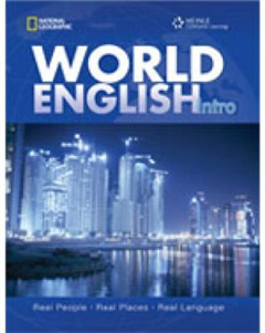World English: Real People, Real Places, Real Languages