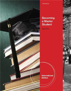 Becoming a Master Student, International Edition