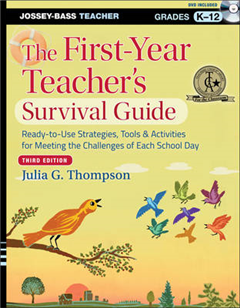 The First-Year Teacher\'s Survival Guide: Ready-to-Use Strategies, Tools and Activities for Meeting the Challenges of Each School Day