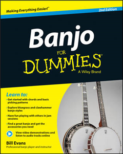 Banjo For Dummies