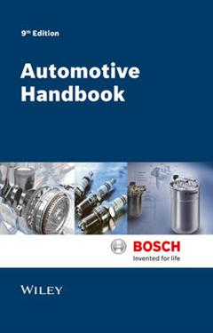 Automotive Handbook 9E
