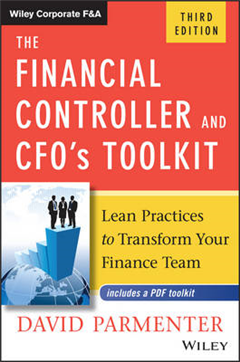 The Financial Controller and CFO\'s Toolkit: Lean Practices to Transform Your Finance Team