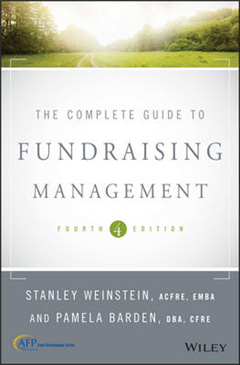 Complete Guide to Fundraising Management, 4th Edition