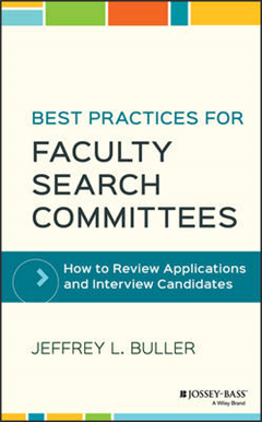 Best Practices for Faculty Search Committees