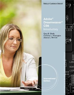 Adobe (R) Dreamweaver (R) CS6: Introductory, International Edition
