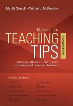 McKeachie\'s Teaching Tips