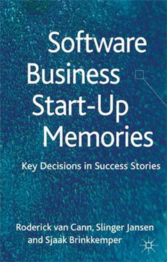 Software Business Start-up Memories: Key Decisions in Success Stories