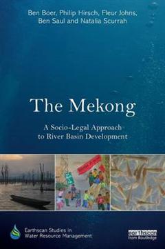 Mekong: A Socio-legal Approach to River Basin Development