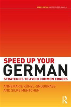 Speed Up Your German
