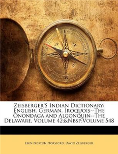Zeisberger's Indian Dictionary