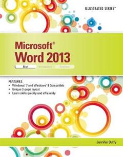 Microsoft (R) Word 2013: Illustrated Brief